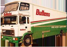 Bullens removal van